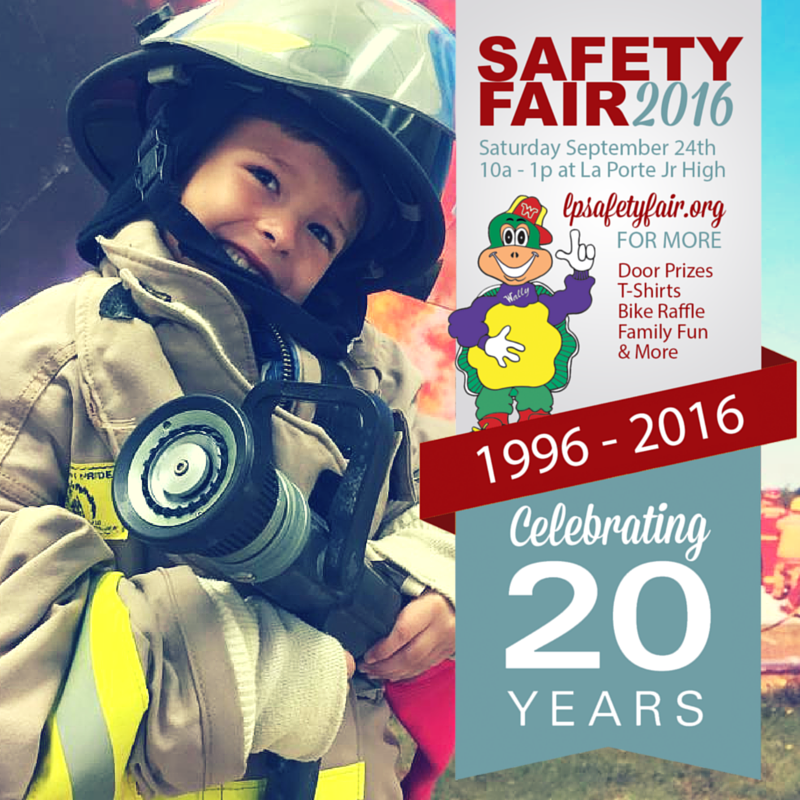 Safety Fair Save the Date