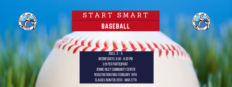 START SMART Baseball Event Cover